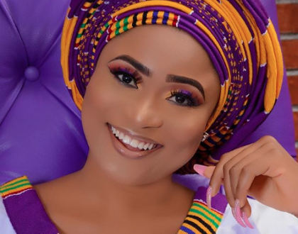 The New Christabel Ekeh Stuns In African Prints(PHOTOS)