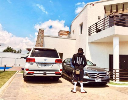 Shatta Wale Finally Accepts Sarkodie's 'Advice' In The Most Unforgettable Way