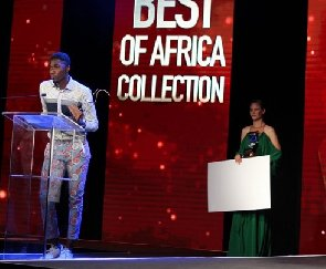 Quame Owusu Wins 'Best African Menswear Collection' At Durban Fashion Fair 2018(PHOTOS)