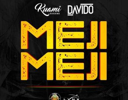 Kuami Egene Drops New Tune 'Meji Meji' Feat. Davido