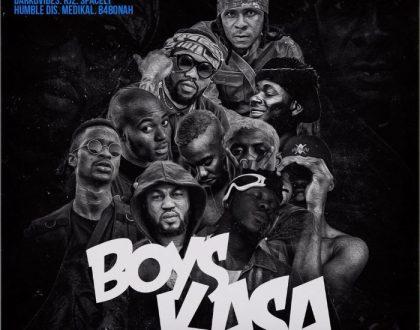 R2Bees Release New Single 'Boys Kasa' Ft Medikal, Kwesi Arthur, King Promise