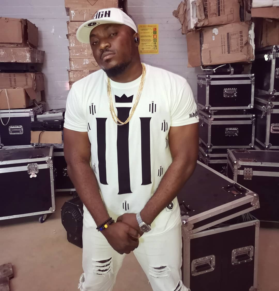 DKB Explains What He Said About Sarkodie At 'Reign Concert'