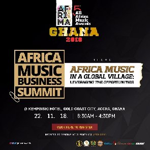 Ghana Is Ready To Host AFRIMA Awards This Week - Planning Committee