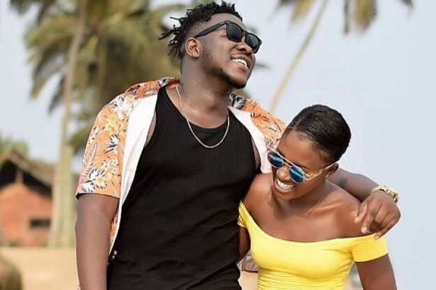 'I'm In Love With Your Hard African Face And Dark Skin'- Medikal Eulogizes Fella Makafui