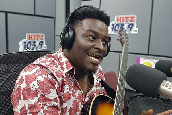 'Be Patient With Us, NAM1 Meant No Harm' – Kumi Guitar Composes A Song For 'Agitated' Menzgold Customers(VIDEO)