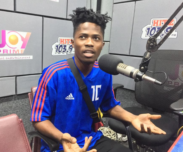 I Have No Problem If My Fans Believe I Deserve To Win Artiste Of The Year Award Though That's Not My Focus – KwesiArthur