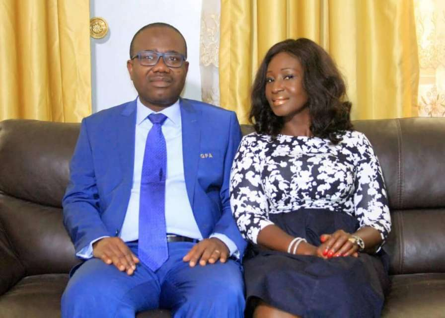 Kwesi Nyantakyi's First Wife 'Pleads And Begs' Ghanaians