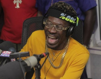 Shatta Wale Embarrasses Himself During A BBC Freestyle(VIDEO)