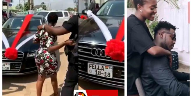 I'll Beat Medikal If He Takes The Car From Fella Makafui After Their Breakup – Donzy Chaka(VIDEO)