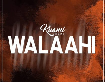 Kuami Eugene Prepares Launch Of Maiden Album With 'Walaahi'(VIDEO)