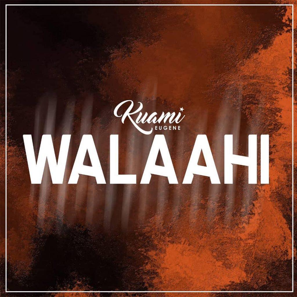 Kuami Eugene Prepares Launch Of Maiden Album With 'Walaahi'(VIDEO)