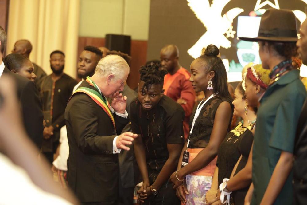 Ghanaian Designer, Kwaku Bediako Receives Endorsement From Prince Charles