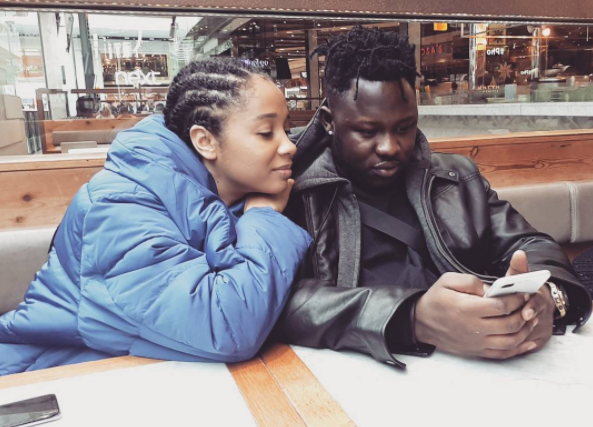Medikal Cries Out At 12 Midnight That He Misses Sister Derby