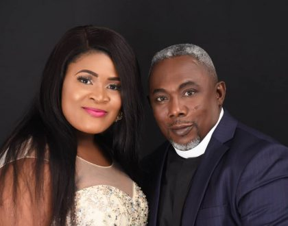 Apostle John Prah's Wife Reacts To Pictures Of His Alleged Marriage To Nayas1