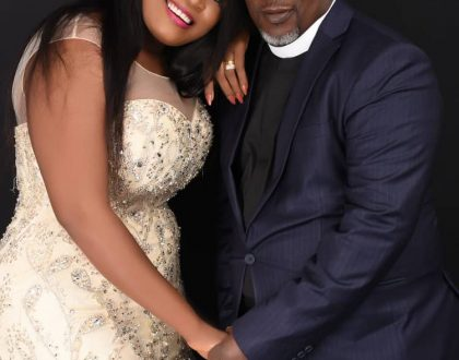 Wedding Pictures With Apostle Prah Are For A Movie Promo - Nayas