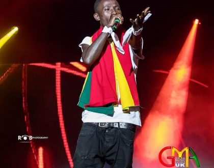 """Patapaa Should Be Given An Award For His Verse On """"Akwaaba"""" Song""""-Mr Eazi"""