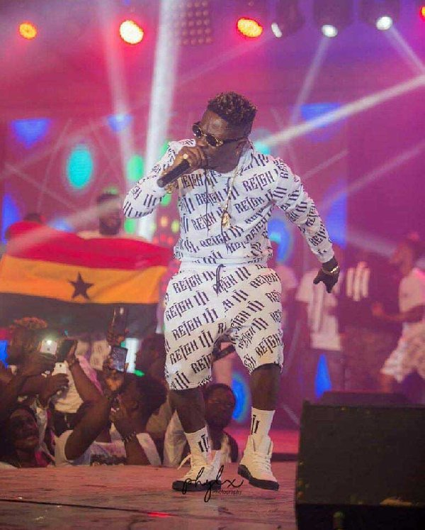 I'm Going To Close Down Media Houses And The President And Police Can Do Nothing About It  - Shatta Wale