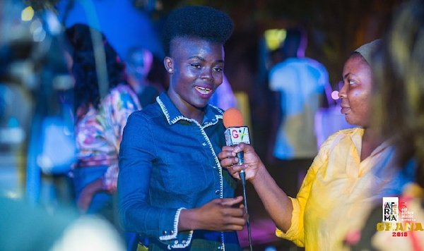 I Can Never Flop On Stage - Wiyaala