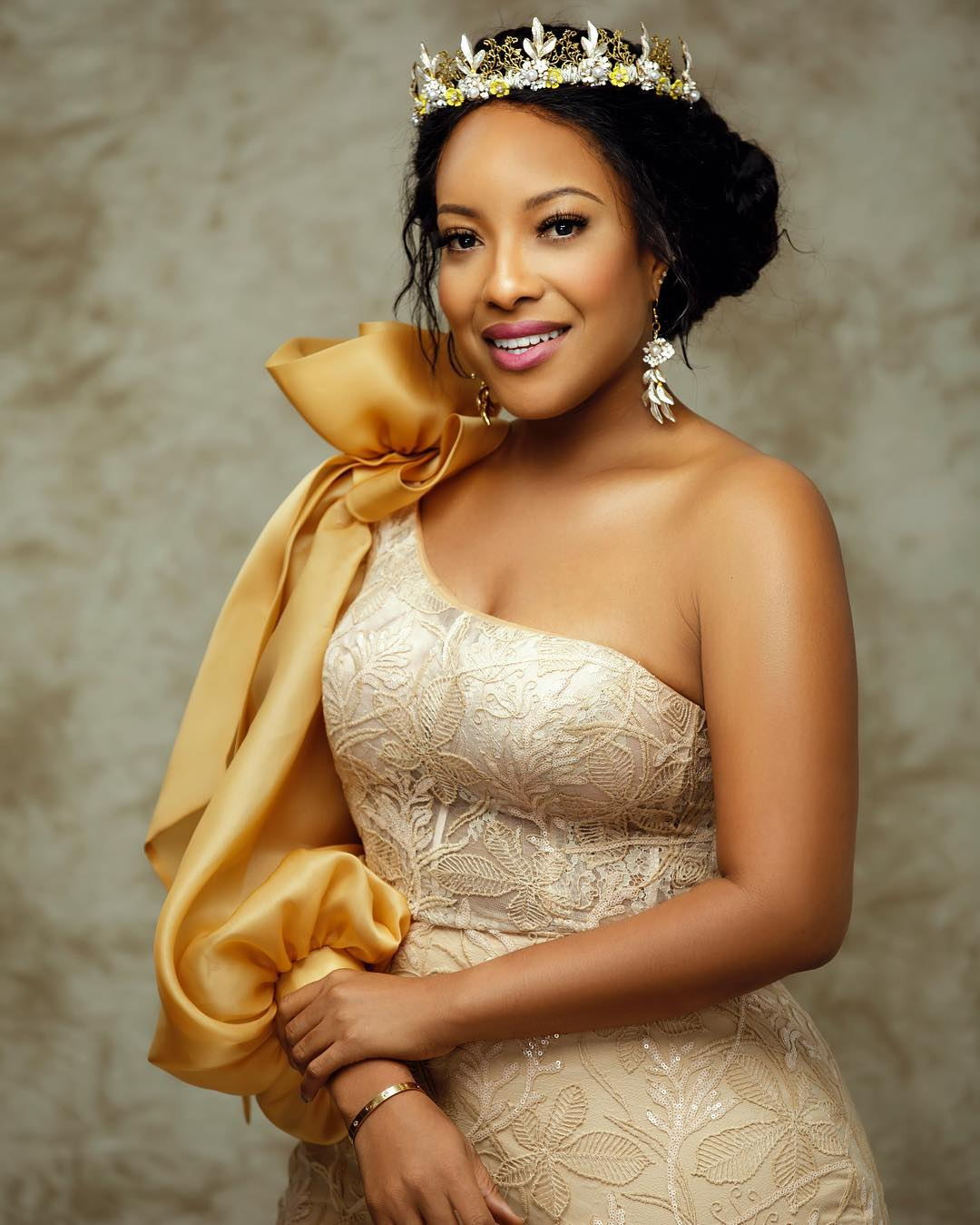 Joselyn Dumas Goes All QUEEN-Ed In New Photos