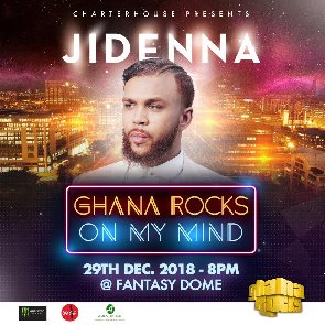 Ghana Rocks With Jidenna, Fuse ODG, R2Bees, Burna Boy