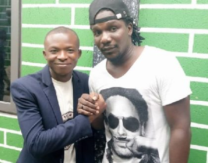 Former Managers Of Lilwin And Patapaa End Turf War Over 'One Corner'