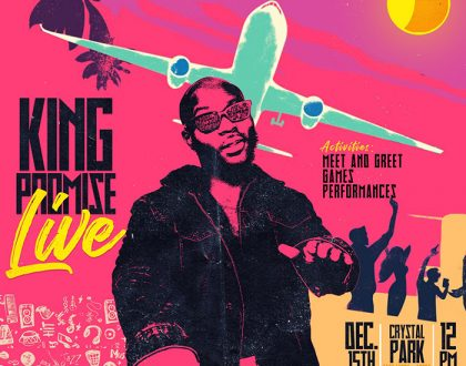 King Promise To Present 'Promise Land' Concert On Dec.15