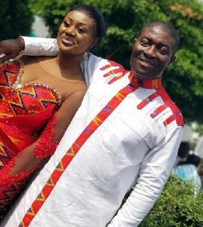 'My Wife Had A Crush On Me When She Was 14 Whilst Mine Was Love At First Sight' - Nana Akomea