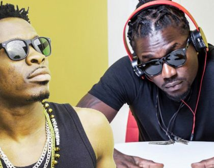 "I Love To ""Beef"" With Samini- Shatta Wale"