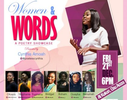 Women-Led Poetry Showcase 'Women and Words'