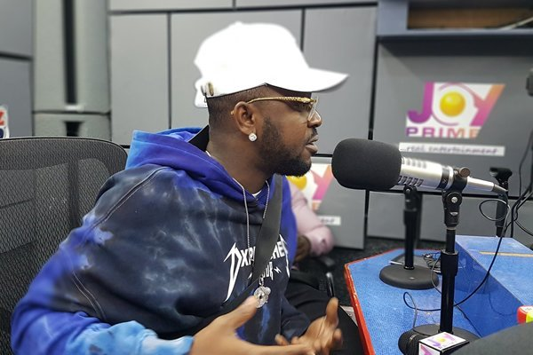 My Lyrical Inspiration Comes From Smoking Weed – Ponobiom