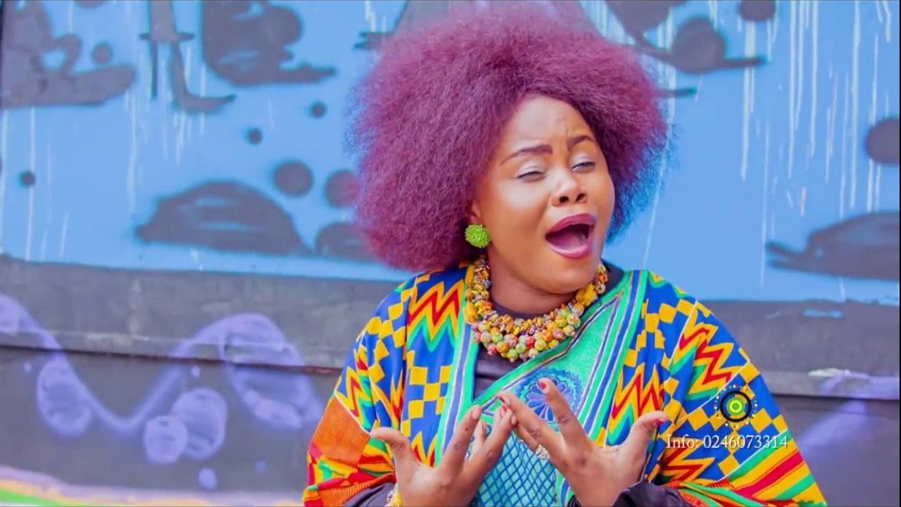 I'm On A Music Break To Search For Money – Anita Afriyie