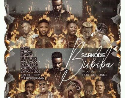 I Can't Sign Any Of The Artistes Who Featured On My 'Biibiba' Track – Sarkodie