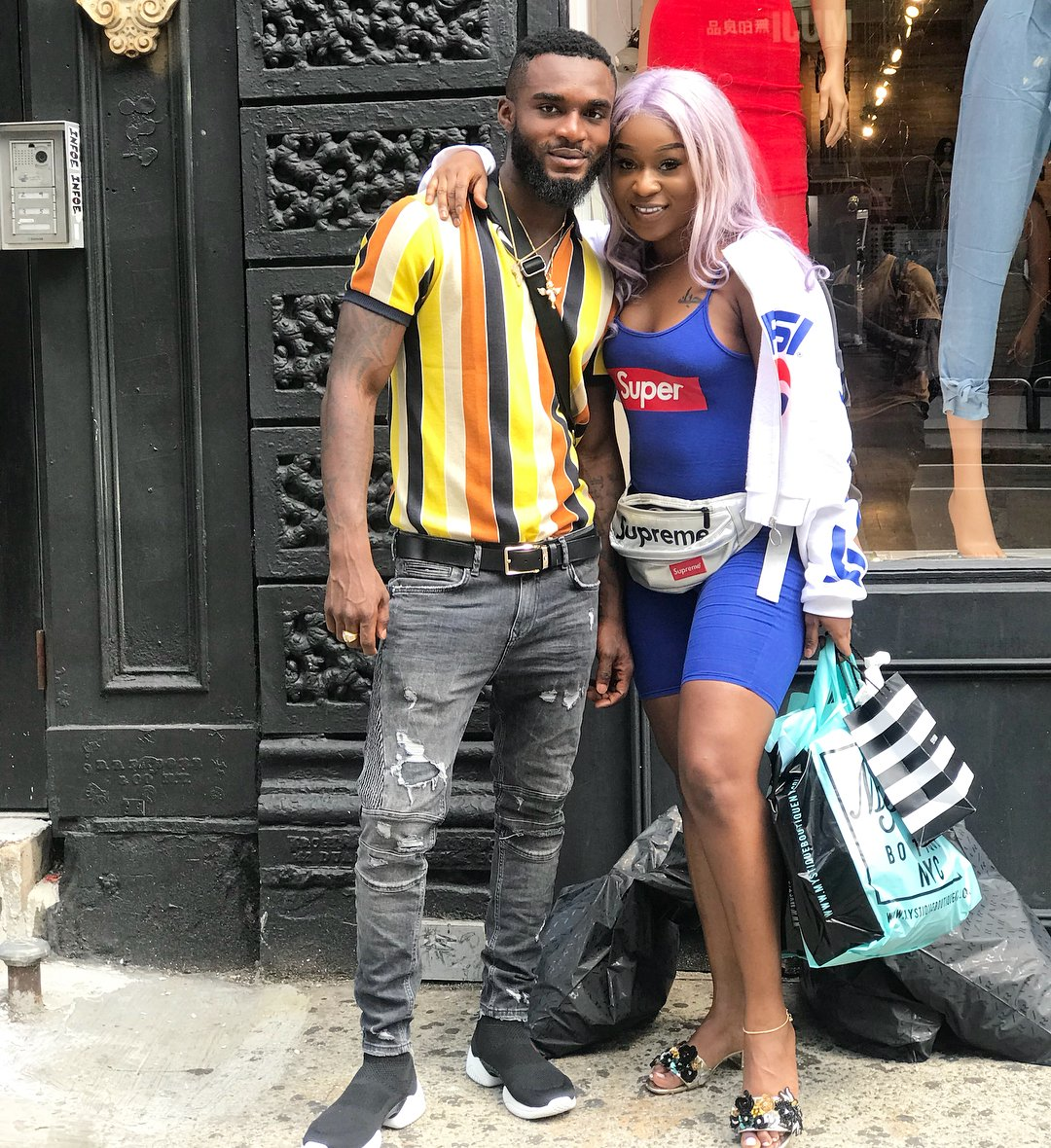 Efia Odo Vows Never To Date A Ghanaian Guy