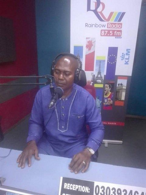 Don't Focus On Social Media Trends - Elder Francis Agyei