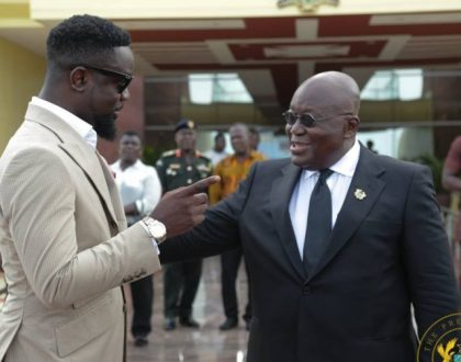 I Need To Meet Nana Addo To Discuss Ghana's Economy Or I'll Record An advice – Sarkodie