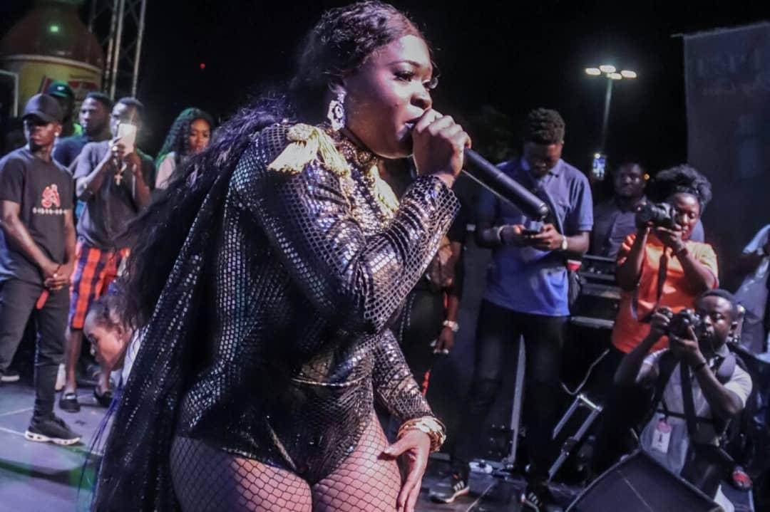 Sista Afia Successfully Launches Queen Of Solomon Album