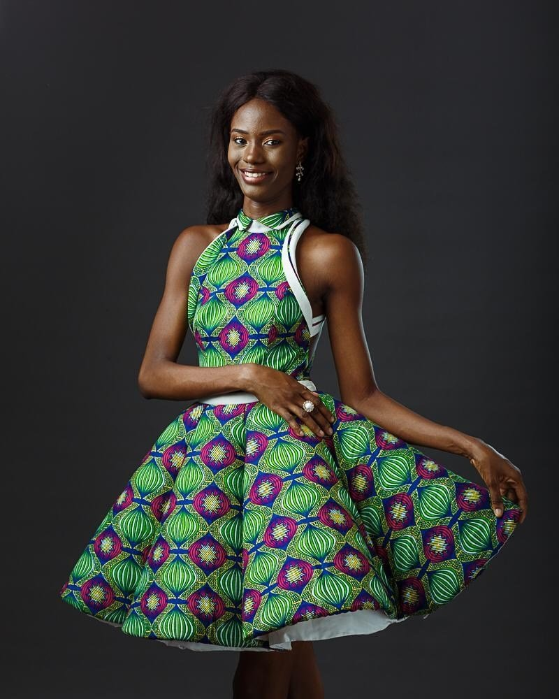 Thelma Azasoo Represents Ghana At 2018 Edition Of Top Model Of The World