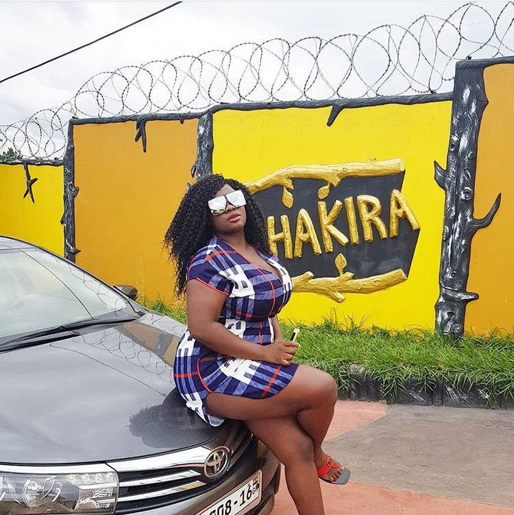 Even If I'm Into Prostitution, It Is None Of Your Business – Tracy Boakye