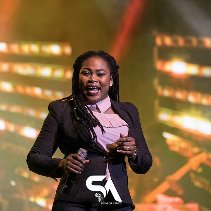 Joyce Blessing To Kick Start 2019 With Another Gospel Hit