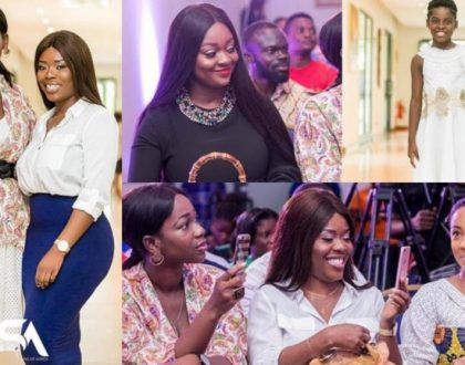 Delay, Jackie Appiah, DJ Switch, Others Made Ambassadors for #iYes