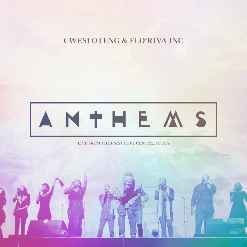Cwesi Oteng Releases 'Anthems' Album