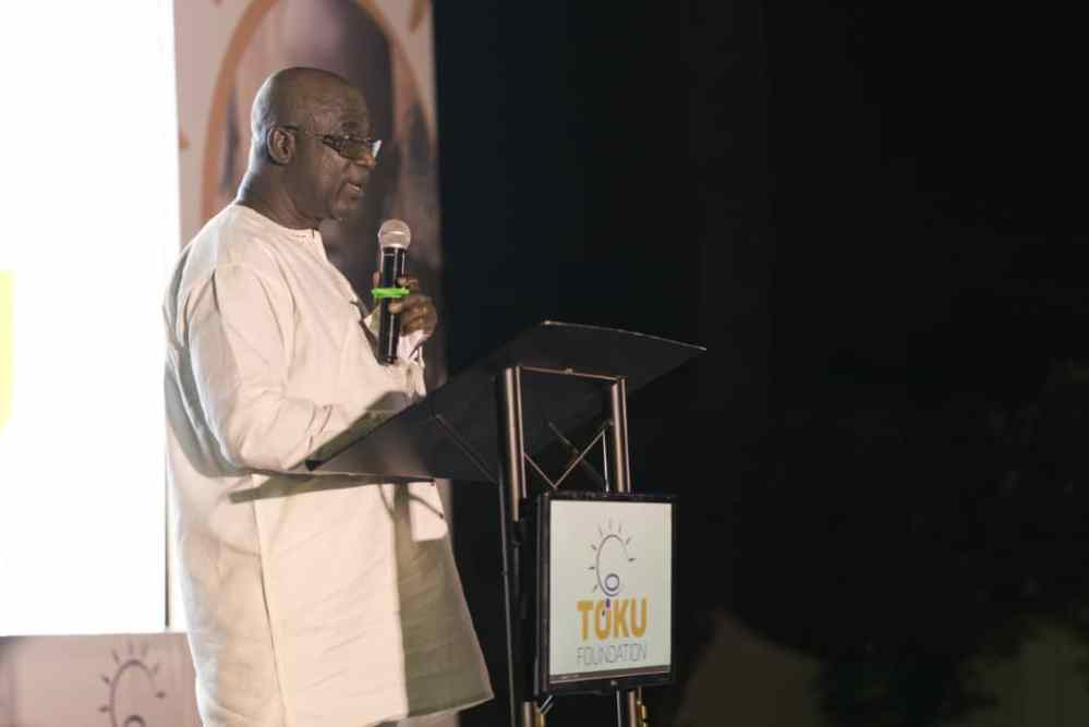 Dr Kwabena Adjei Officially Launches Toku Foundation