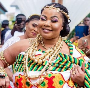 Call Me Empress Gifty Adorye – Gifty Osei Rebrands