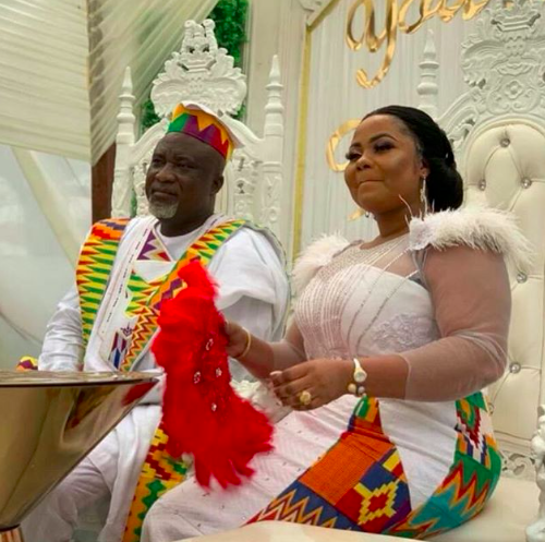 Gifty Adorye Reveals The People Who Caused Her First Marriage To Collapse