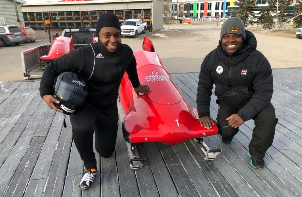 Jennifer Boateng Joins List Of African Athletes Making Waves In Winter Sports