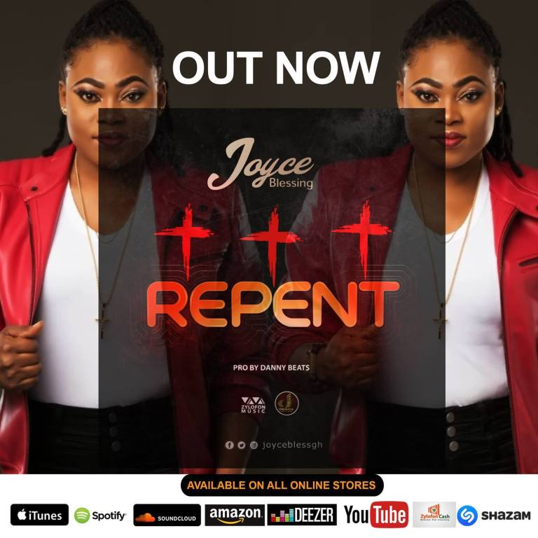 Joyce Blessing Drops New Hit Single 'Repent' (LISTEN)