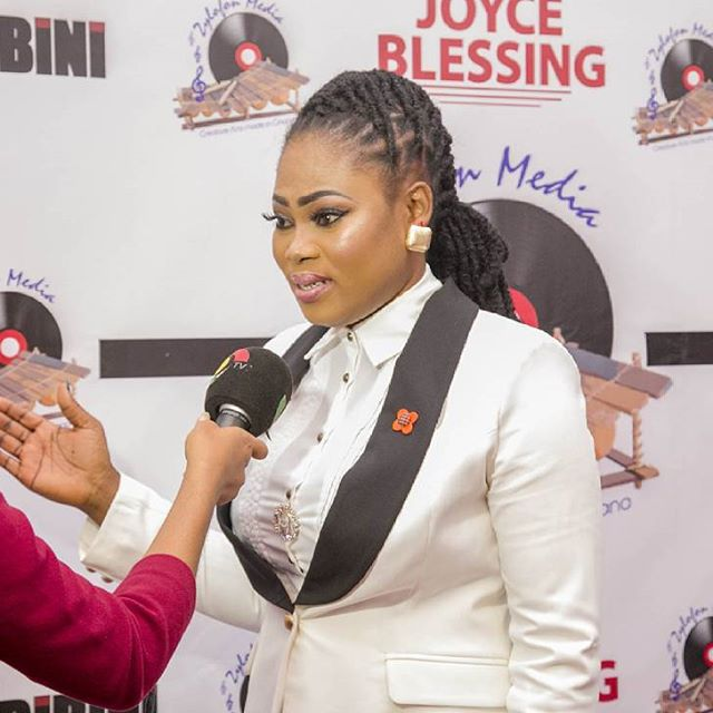 You Can't Attack Me Like You Do To Stonebwoy – Joyce Blessing Replies Willi Roi