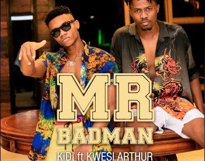 Kidi Drops News Single 'Mr. Bad Man' Feat. Kwesi Arthur(VIDEO)