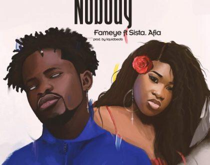 Fameye Releases New Single 'Nobody' ft Sista Afia