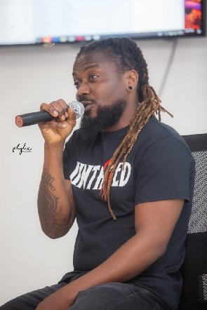'Punches Are Always Necessary And Allowed' – Samini Says As He Eyes Album Of The Year Award